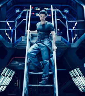 THE EXPANSE -- Season:1 -- Pictured: Steven Strait as Earther James Holden -- (Photo by: Jason Bell/Syfy)