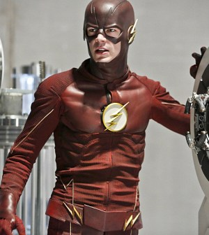 Pictured: Grant Gustin as The Flash -- Photo: Bettina Strauss/The CW