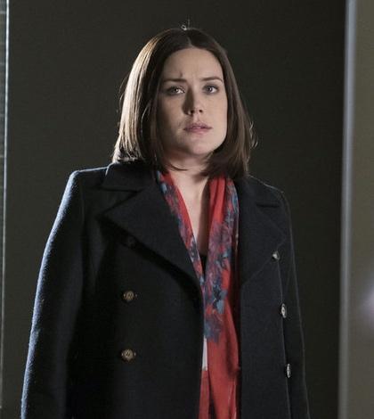 Megan Boone as Liz Keen on NBC's The Blacklist