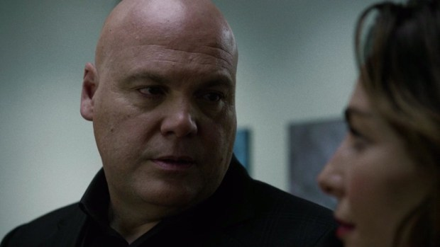 Vincent D'Onofrio as Wilson Fisk on Netflix's Daredevil
