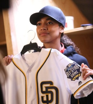 Kylie Bunbury in PITCH
