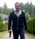 "WAYWARD PINES:  Jason Patric in the ""Pass Judgment"" episode of WAYWARD PINES. Co.  Cr:  Sergei Bashlakov/FOX"