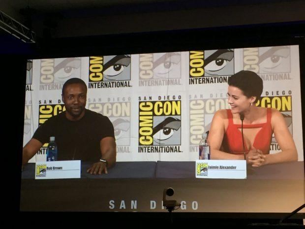Blindspot at San Diego Comic Con 2016