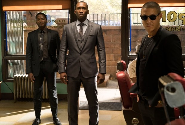 Marvel's Luke Cage | Photo © Netflix