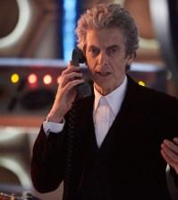 The Doctor (PETER CAPALDI) - (C) BBC