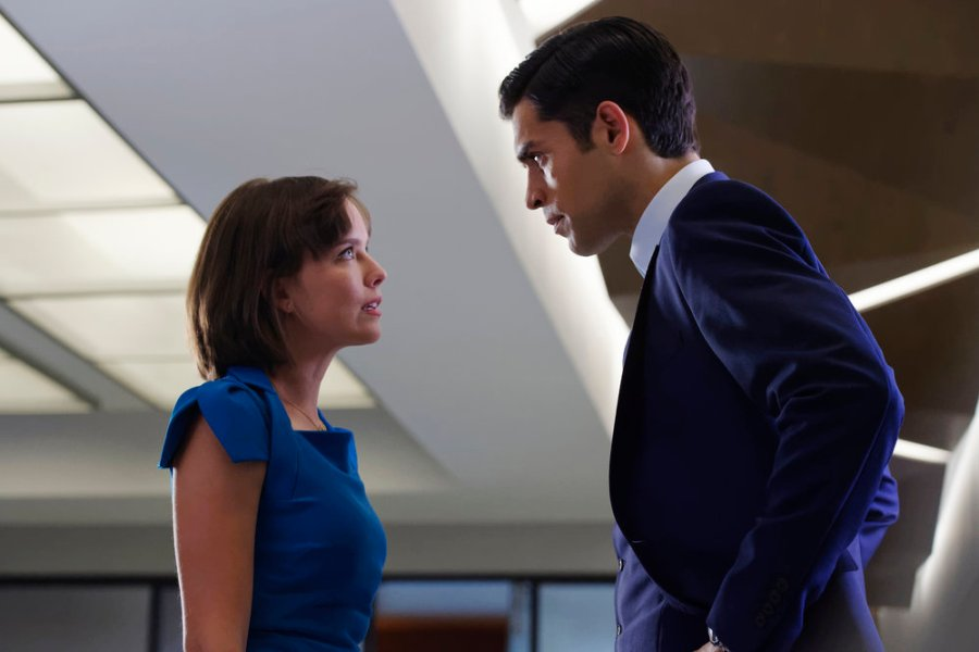 "Incorporated 1x02 ""Downsizing"""