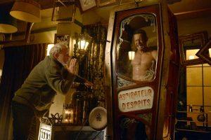 Pictured: (l-r) Brad Greenquist as Steiger, Sasha Roiz as Sean Renard -- (Photo by: Allyson Riggs/NBC)