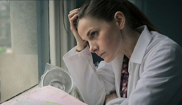 Louise Brealey as Molly Hooper. Photo Credit BBC