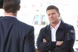 """BONES """"The Grief and the Girl""""   Co. Cr: Patrick McElhenney/FOX"""