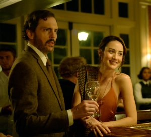 """GRIMM -- """"Blind Love"""" Episode 607 -- Pictured: (l-r) Silas Weir Mitchell as Monroe, Bree Turner as Rosalee Calvert -- (Photo by: Allyson Riggs/NBC)"""