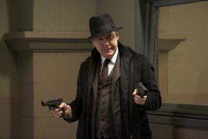"""Pictured: James Spader and Raymond """"Red"""" Reddington -- (Photo by: Will Hart/NBC)"""