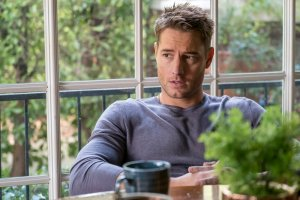"THIS IS US -- ""Jack Pearson's Son"" Episode 115 -- Pictured: Justin Hartley as Kevin -- (Photo by: Ron Batzdorff/NBC)"