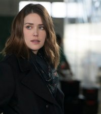 "THE BLACKLIST -- ""The Apothecary #59"" Episode 415 -- Pictured: Megan Boone as Elizabeth Keen -- (Photo by: Virginia Sherwood/NBC)"