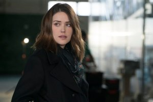 """THE BLACKLIST -- """"The Apothecary #59"""" Episode 415 -- Pictured: Megan Boone as Elizabeth Keen -- (Photo by: Virginia Sherwood/NBC)"""