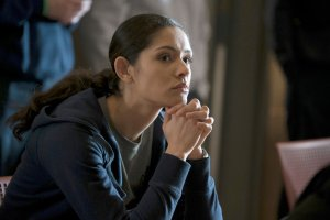 "CHICAGO FIRE -- ""Purgatory"" Episode 514 -- Pictured: Miranda Rae Mayo as Stella Kidd -- (Photo by: Elizabeth Morris/NBC)"