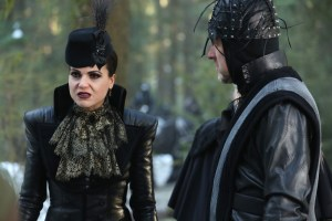 """ONCE UPON A TIME - """"Page 23"""" (ABC/Jack Rowand) LANA PARRILLA"""