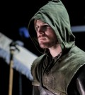 "Arrow -- ""Kapiushon"" --  Pictured: Stephen Amell as Oliver Queen -- Photo: Robert Falconer/The CW"