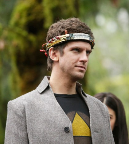 LEGION -- Pictured: Dan Stevens as David Haller. CR: Michelle Faye/FX