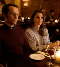 "THE AMERICANS -- ""What's the Matter with Kansas?"" -- Season 5, Episode 4. Pictured: (l-r) Matthew Rhys as Philip Jennings, Keri Russell as Elizabeth Jennings. CR: Patrick Harbron/FX."