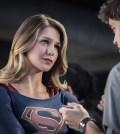 "Supergirl -- ""Star-Crossed"" Pictured (L-R): Melissa Benoist as Kara/Supergirl and Jeremy Jordan as Winn Schott -- Photo: Dean Buscher/The CW"