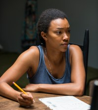 Sonequa Martin-Green as Sasha Williams - The Walking Dead _ Season 7, Episode 13 - Photo Credit: Gene Page/AMC