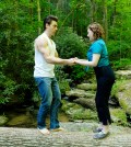 DIRTY DANCING (ABC/Guy D'Alema) COLT PRATTES, ABIGAIL BRESLIN