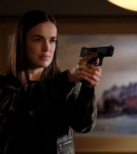 "MARVEL'S AGENTS OF S.H.I.E.L.D. - ""Farewell, Cruel World!"" (ABC/John Fleenor) ELIZABETH HENSTRIDGE"