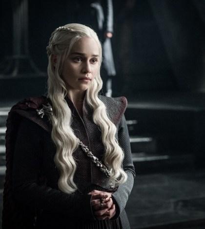 GAME OF THRONES SEASON 7 -- Emilia Clarke (Photo credit Helen Sloan/HBO)