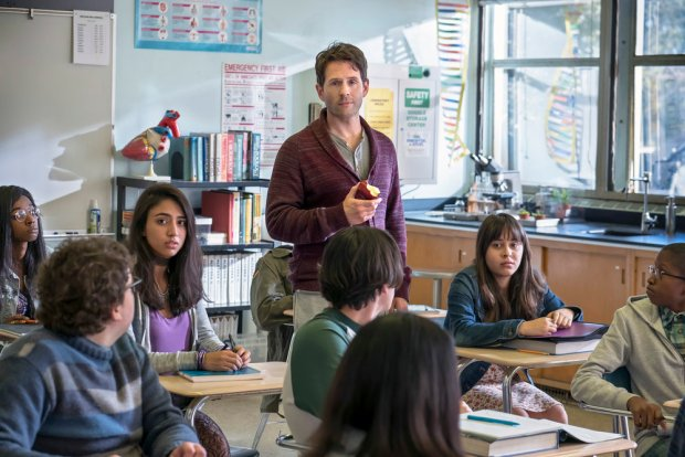 A.P. BIO -- Pilot -- Pictured: Glenn Howerton as Jack -- (Photo by: Ron Batzdorff/NBC)