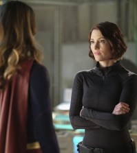 "Supergirl -- ""Resist"" -- Pictured (L-R):  Melissa Benoist as Kara/Supergirl and Chyler Leigh as Alex Danvers -- Photo: Robert Falconer/The CW"