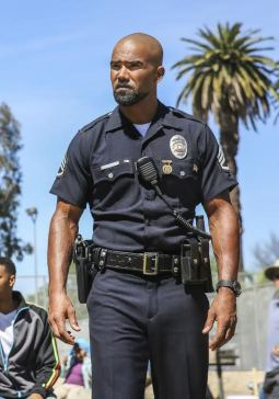 S.W.A.T., a new drama series inspired by the feature film, stars Shemar Moore (pictured) as a locally born and bred S.W.A.T. sergeant newly tasked to run a specialized tactical unit that is the last stop in law enforcement in Los Angeles. S.W.A.T. will be broadcast in the 2017-2018 season on the CBS Television Network. Photo: Michael Yarish/CBS ©2017 CBS Broadcasting, Inc. All Rights Reserved