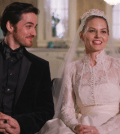 Pictured: Colin O'Donoghue and Jennifer Morrison of ABC's ONCE UPON A TIME