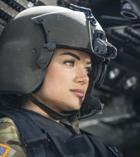 "Valor -- ""Pilot"" Pictured:  Christina Ochoa as Nora -- Credit: Erika Doss/The CW"
