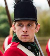 Jamie Bell as Abraham Woodhull. Photo © AMC