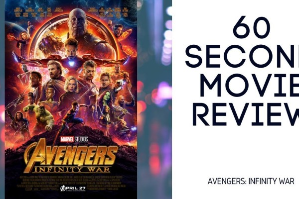 Avengers: Infinity War movie review video