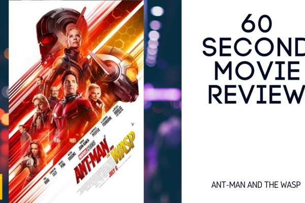 Antmand and the Wasp movie review video