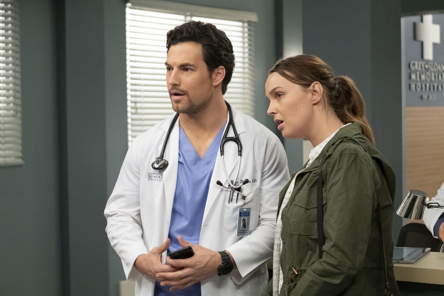 Grey Anatomy Episodenguide