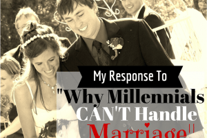 millennials and marriage