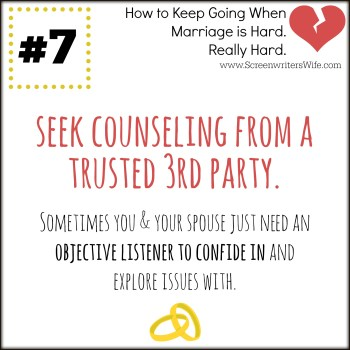 marriage is hard marriage counseling