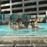 Peck Family 2016 Christmas Vegas Vacation