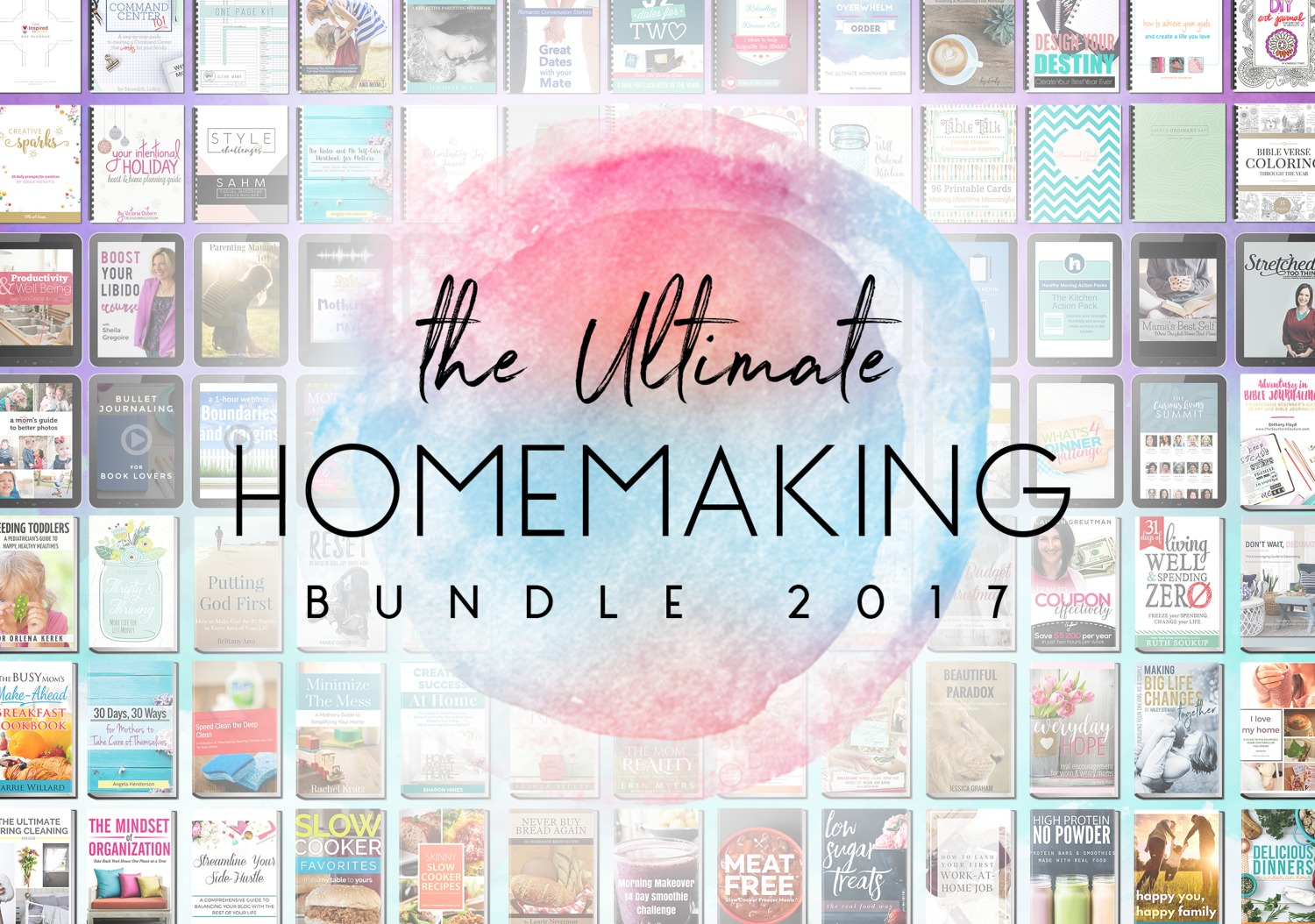 2017 ultimate homemaking bundle review what to buy instead fandeluxe Images