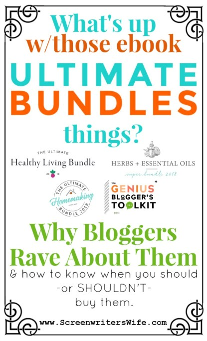 Are the ultimate bundles legit scam amazing deal or marketing ploy fandeluxe Images