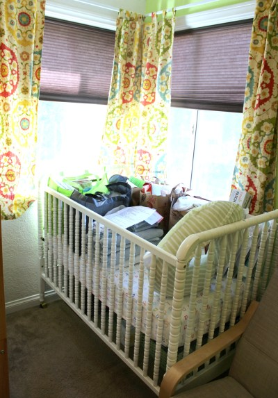 cordless nursery blinds