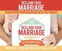 dating divas reclaim your marriage program