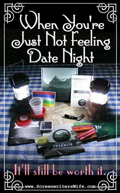 When You're Just Not Feeling Date Night - It'll Still End Up Worth It