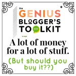 2018 Ultimate Bundles Genius BLOGGER'S TOOLKIT Review – But Should You Buy It…?