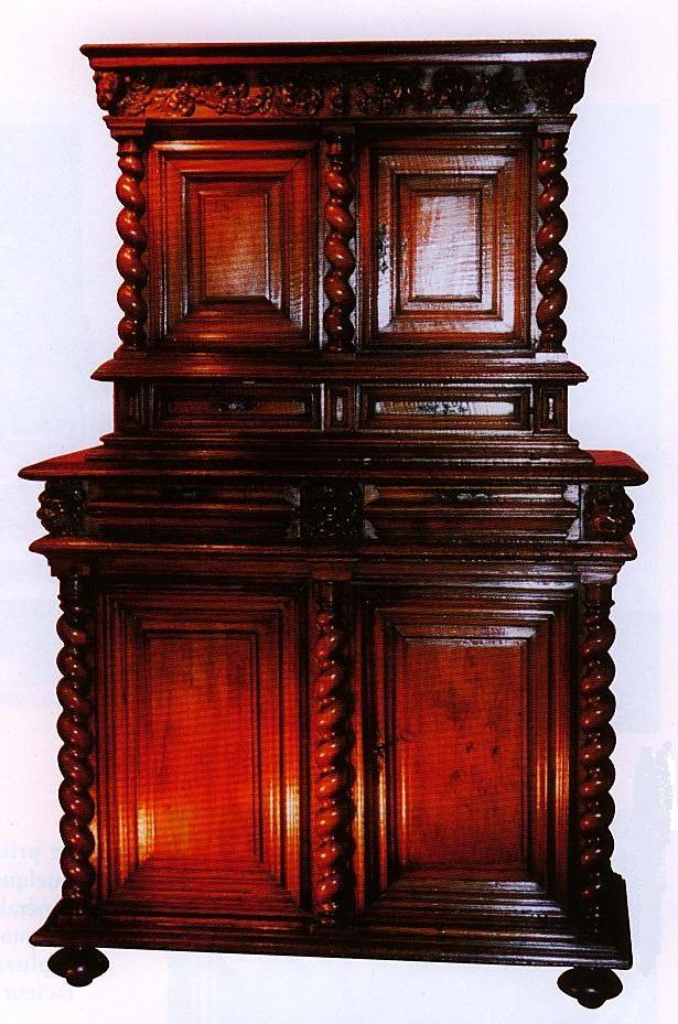 Le Style De Mobilier Louis XIII Screstauration