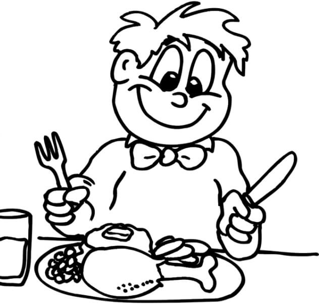 40 Printable Thanksgiving Coloring Pages For Kids