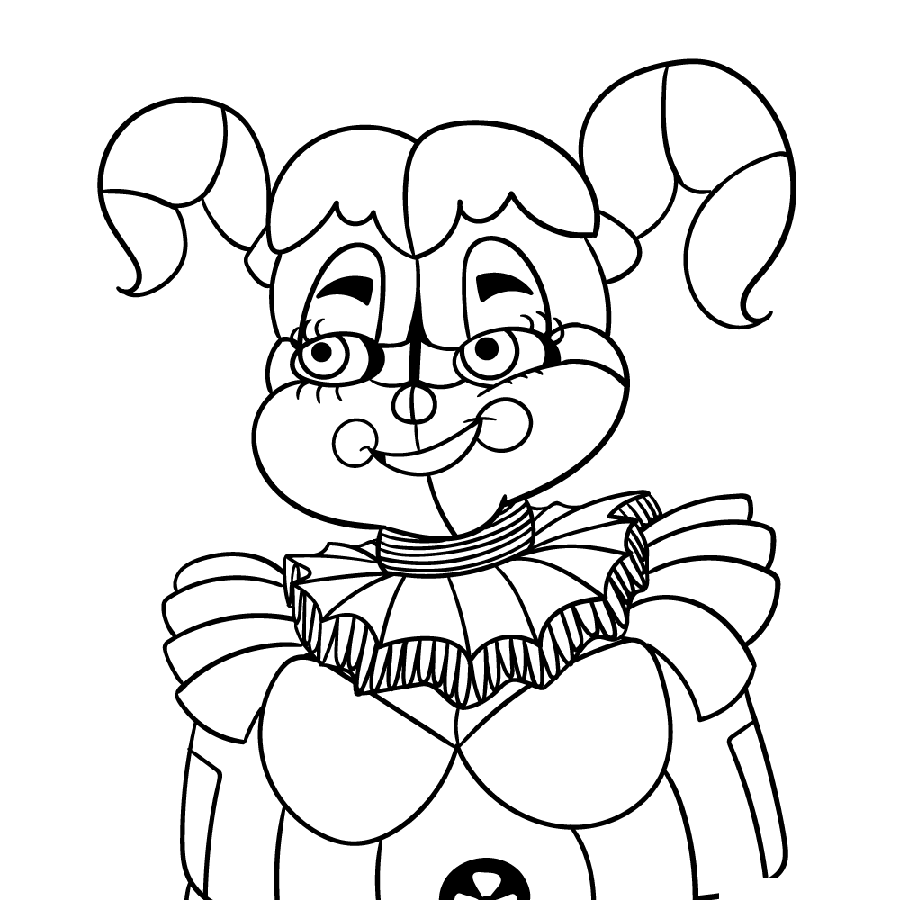 graphic about Five Nights at Freddy's Printable Coloring Pages identify 20+ Freddy Coloring Webpages In direction of Print Tips and Strategies