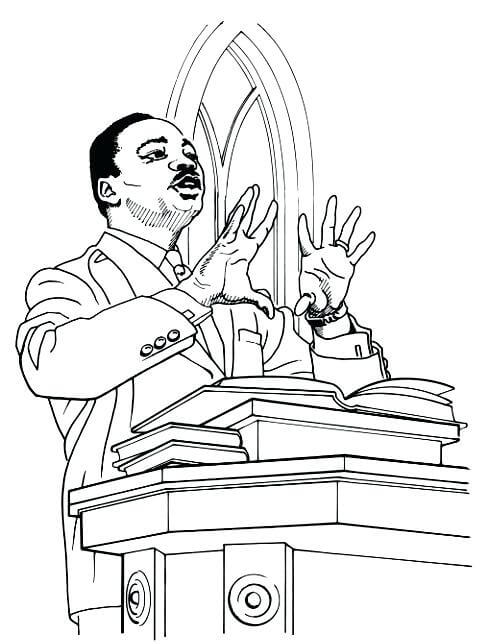 Free Printable Martin Luther King Jr Day (MLK Day